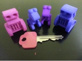 TinkerCAD机器人玩具车